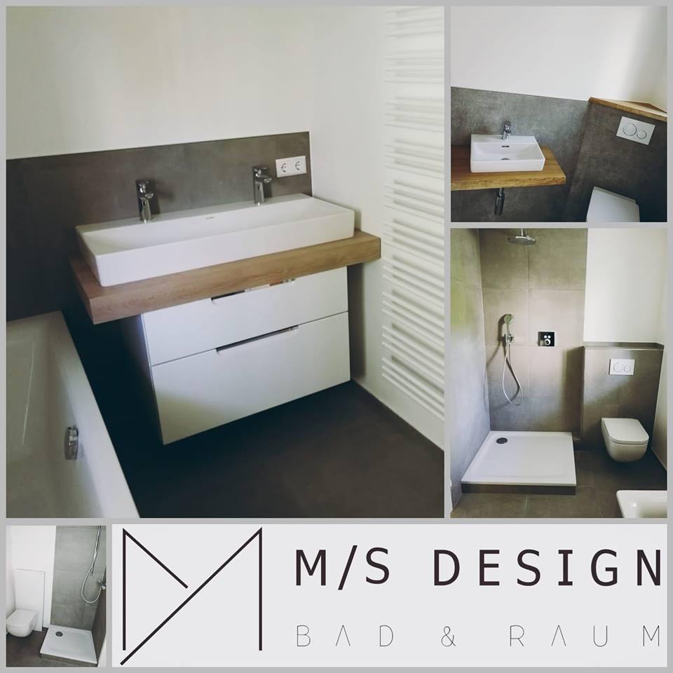 3 Moderne Und Helle Bader In Gundelfingen M S Design