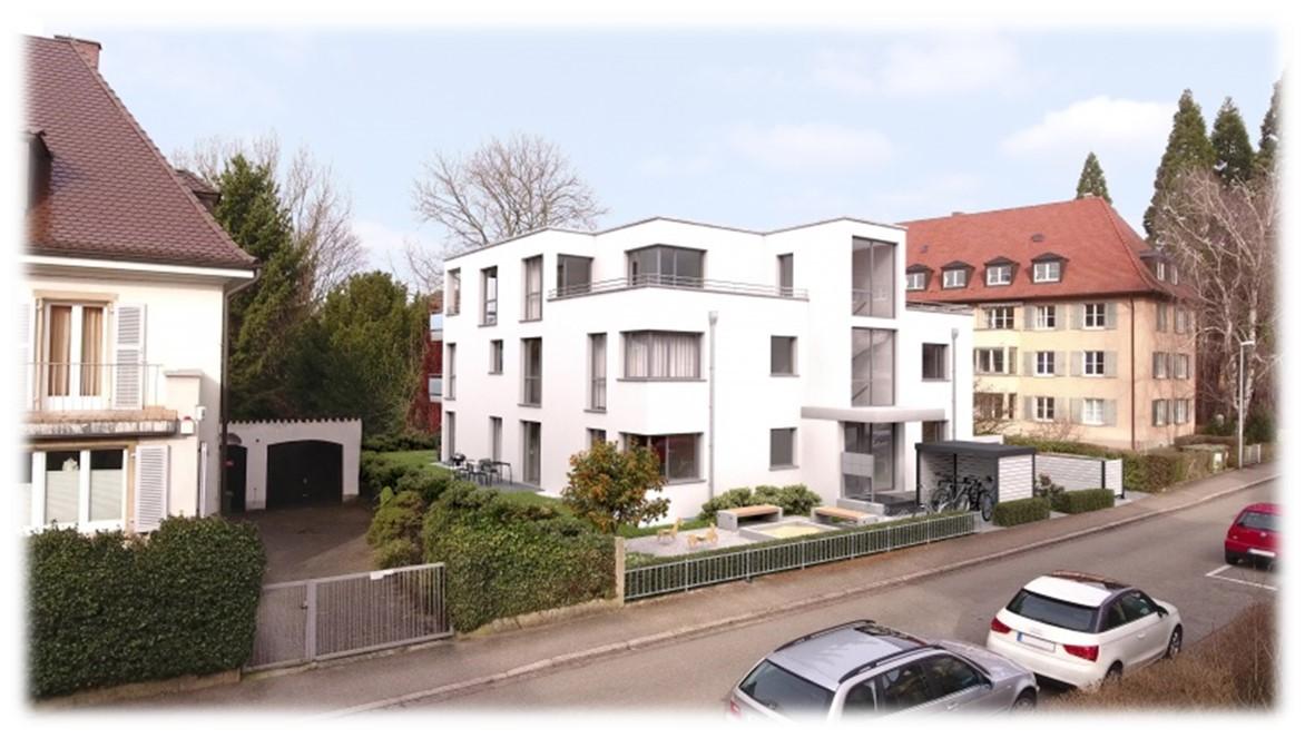 MFH Haus Freiburg M/S Design